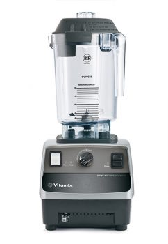 Vitamix Drink Machine Advance Zilver - voorzijde