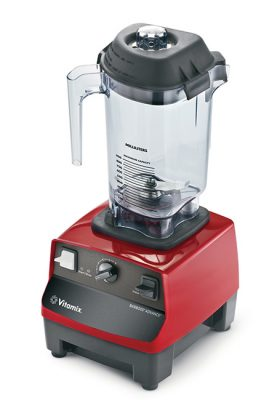 Vitamix BarBoss Advance - links gedraaid