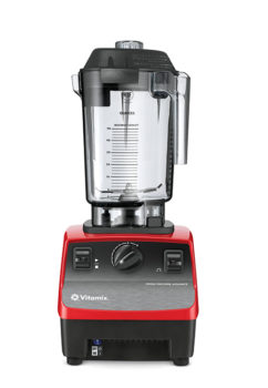 Vitamix Drink Machine Advance Rood Refresh - voorzijde